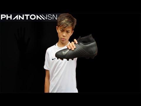 Unboxing Nike Phantom VSN Football Boots