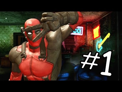 QUE COMIENCE LA MASACRE! | Deadpool (1) - JuegaGerman