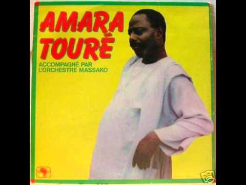 Amara Touré & l'Orchestre Massako - Africa (1980)