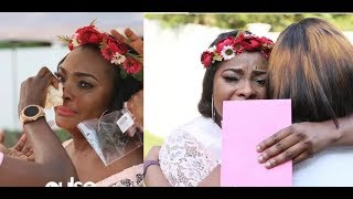 Actress Ronke Odusanya Burst Into Tears As Her Friends Throw A Surprise Baby Shower For Her In US