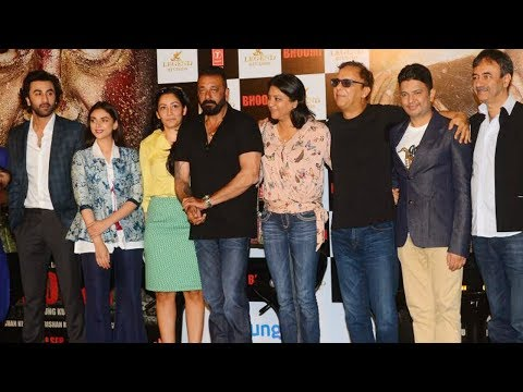 Sanjay Dutt's Bhoomi Trailer Launch Full...
