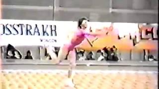 1989 Moscow News Gymnastics - Senior Women's Individual All-Around Final