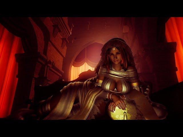 Dark Souls Giant Woman