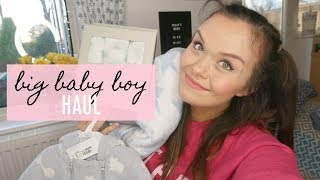 BIG BABY HAUL - BABY BOY CLOTHES & MUST-HAVES - JANUARY 2018