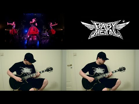 Babymetal - Doki Doki Morning guitar cover