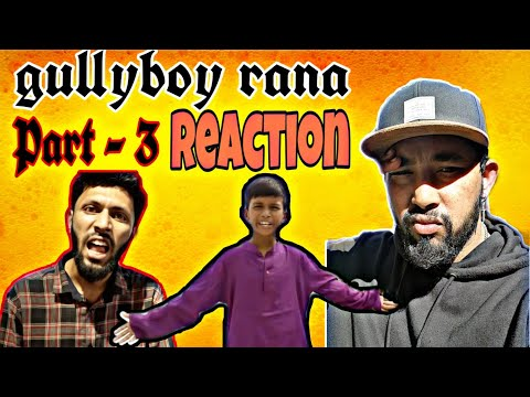 Gully Boy Part 3 (Official Music Video) | Rana | Tabib | Urbans Reaction