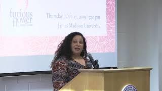 Amanda Johnston Poetry Reading- October 17, 2019