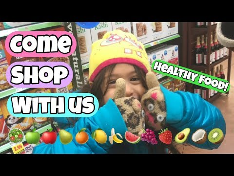 COME GROCERY SHOPPING WITH US|| healthy food|| kroger