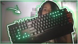 Fui Gravar Minecraft Sky Wars E Quebrei o Meu Teclado?????