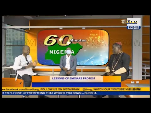 Download 60 MINUTES NIGERIA   LESSONS OF ENDSARS PROTEST