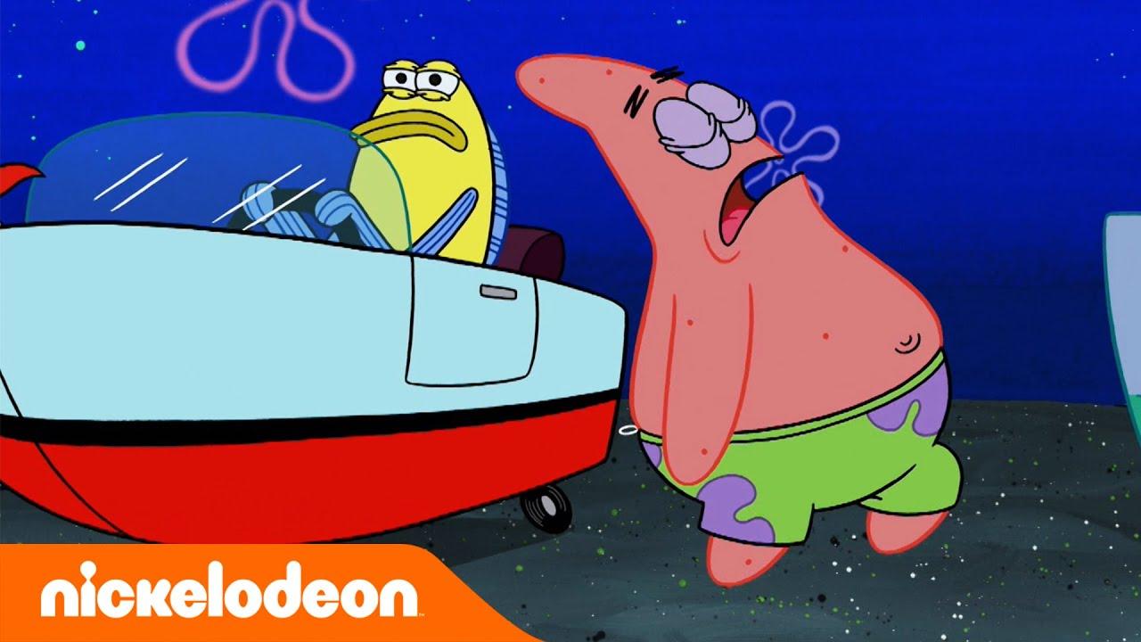 SpongeBob Schwammkopf | Schlafwandelnder Patrick | Nickelodeon Deutschland
