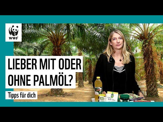 Palmöl: Diese Produkte kannst du kaufen | Die besten Tipps | WWF Deutschland