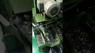 Aisen high speed two axis round nut tapping machine