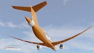 Los aviones del futuro ¿equipados con una tercera turbina?