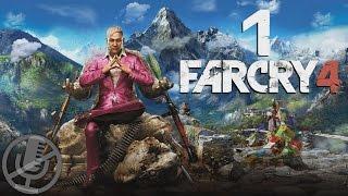 Far Cry 4 Прохождение Без Комментариев На Русском На ПК Часть 1 — Пролог