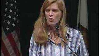 Samantha Power: America and the Age of Genocide