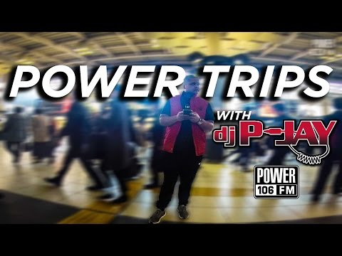 Japan To Manila: Power Trips With DJ P-Jay