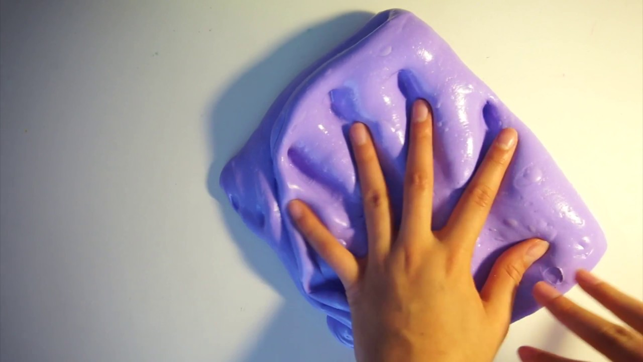 My first slime diy purple jiggly slime made w detergent youtube my first slime diy purple jiggly slime made w detergent ccuart Choice Image
