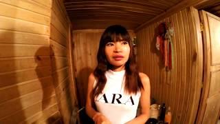 Тайка в русской бане ч.1 OZERO S0109 // Thai girl in Russian Sauna p.1 OZERO S0109