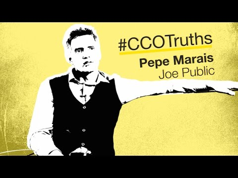 #CCOTruths: When the worst thing that happened to Pepe Marais was the best thing ...