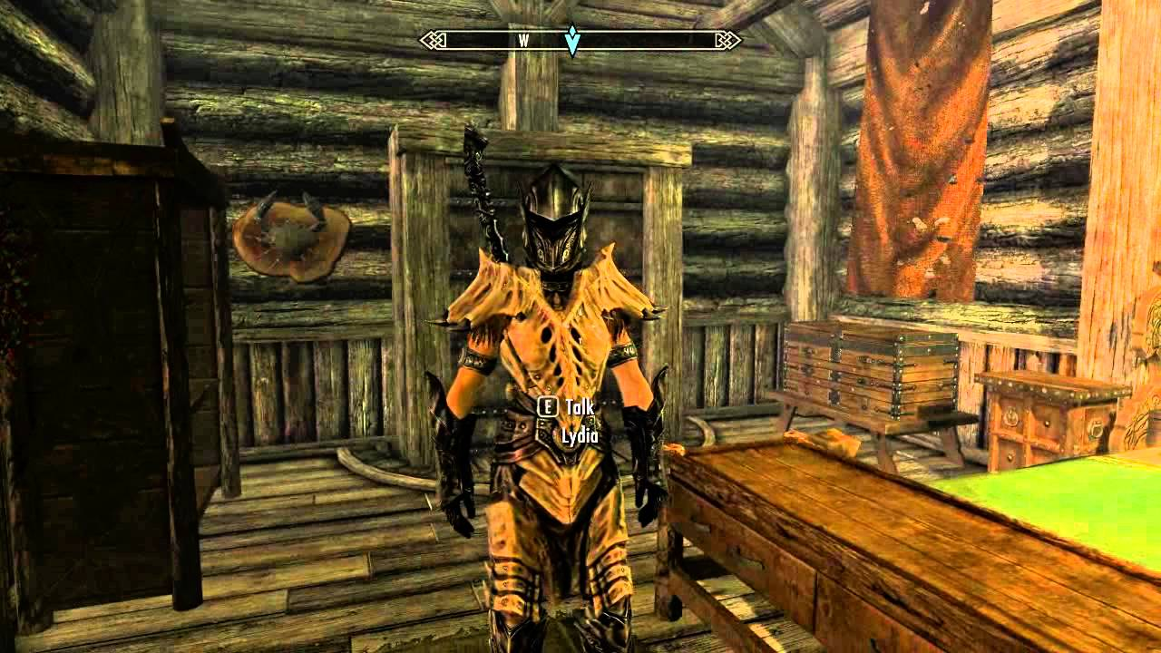 How To Decorate Your House In Skyrim How To Get Things To