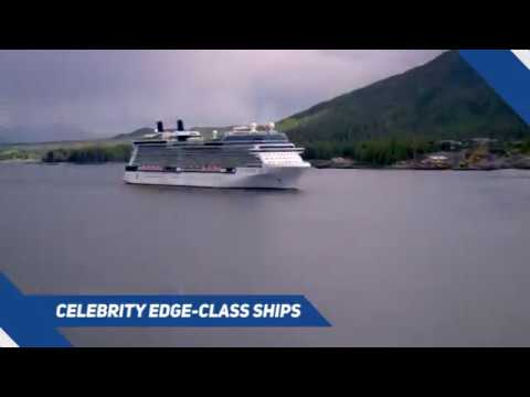 Cruise News - Celebrity Announces Names for First Edge-Class Ships