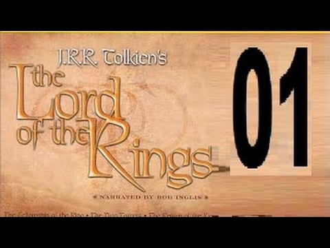 The Lord of the Rings Audiobook Part 01