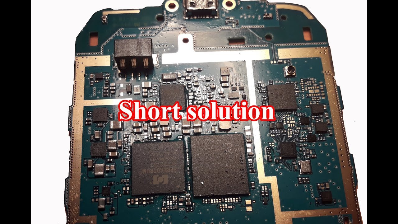 Samsung galaxy j1/j110h/j1 ace dead repair short solution/ J1 deat shorting  solution 100% ok by A-Z Technology