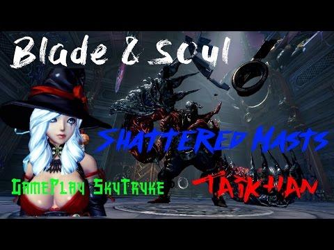 Blade & Soul - Shattered Masts Solo [Blade Master]