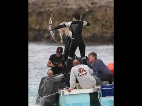 The Hunger Games♥ Catching Fire Pictures 2013 (Behind the Scenes)