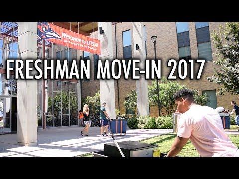 Freshman Move-In 2017 - Paisano Polls