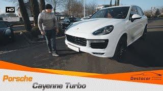 Porsche Cayenne Turbo 2015(На нашем канале мы подробно рассказываем о немецком автомобильном рынке. Осмотры, тест-драйвы, покупка..., 2016-12-20T11:57:59.000Z)