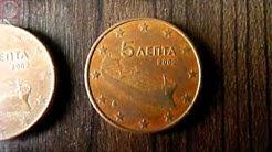 Münzrollenjagd #04 - 500x 5 Cent Münzen