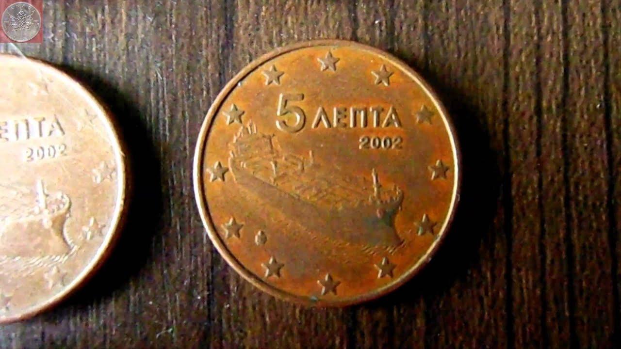 Münzrollenjagd 04 500x 5 Cent Münzen Youtube