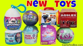 Überraschung Spielzeug Welpen Hund Pals Hatchimals Num Noms 4 Surprizamals Disney LOL LIL Schwestern Roblox