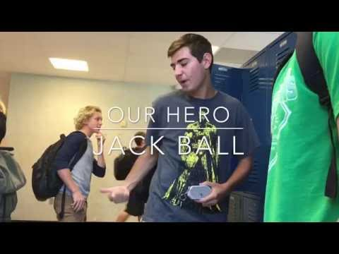 Jack Ball MV Hero