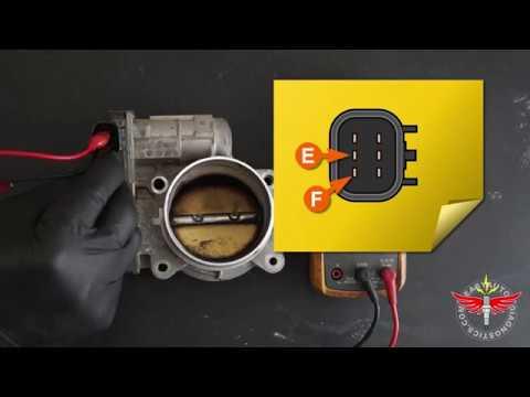 VGT Turbo Position Sensor Test   FunnyDog TV