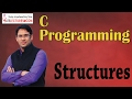 C Programming 52 Introduction to Structures Part 3