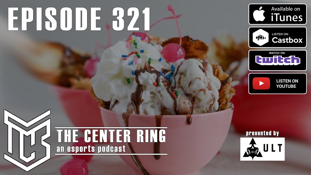 Title: 321: Championship Sundae!  CDL, VCT, ESL, and more!