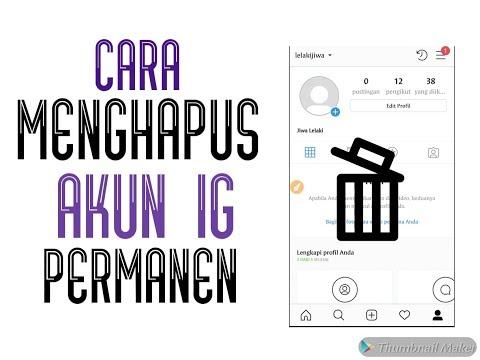 Cara Menghapus Akun Google | Tutorial Android.