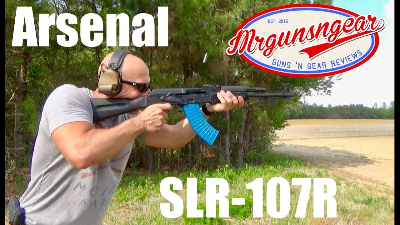 Arsenal SLR-107R (SLR107-11) - Copper Custom Armament