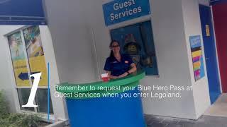 Using The Blue Hero Pass 2