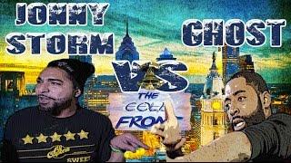KLBL - Rap Battle - Jonny Storm Vs Ghost