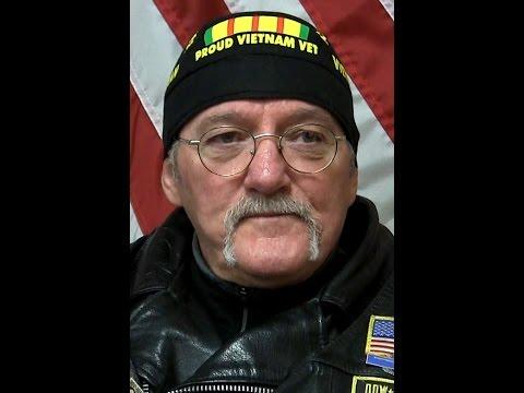 Vietnam Veteran Gary Price