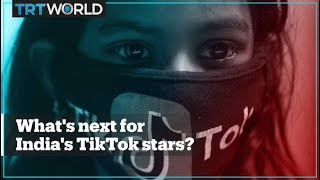 India's Tiktok Stars Feel The Heat After The Ban