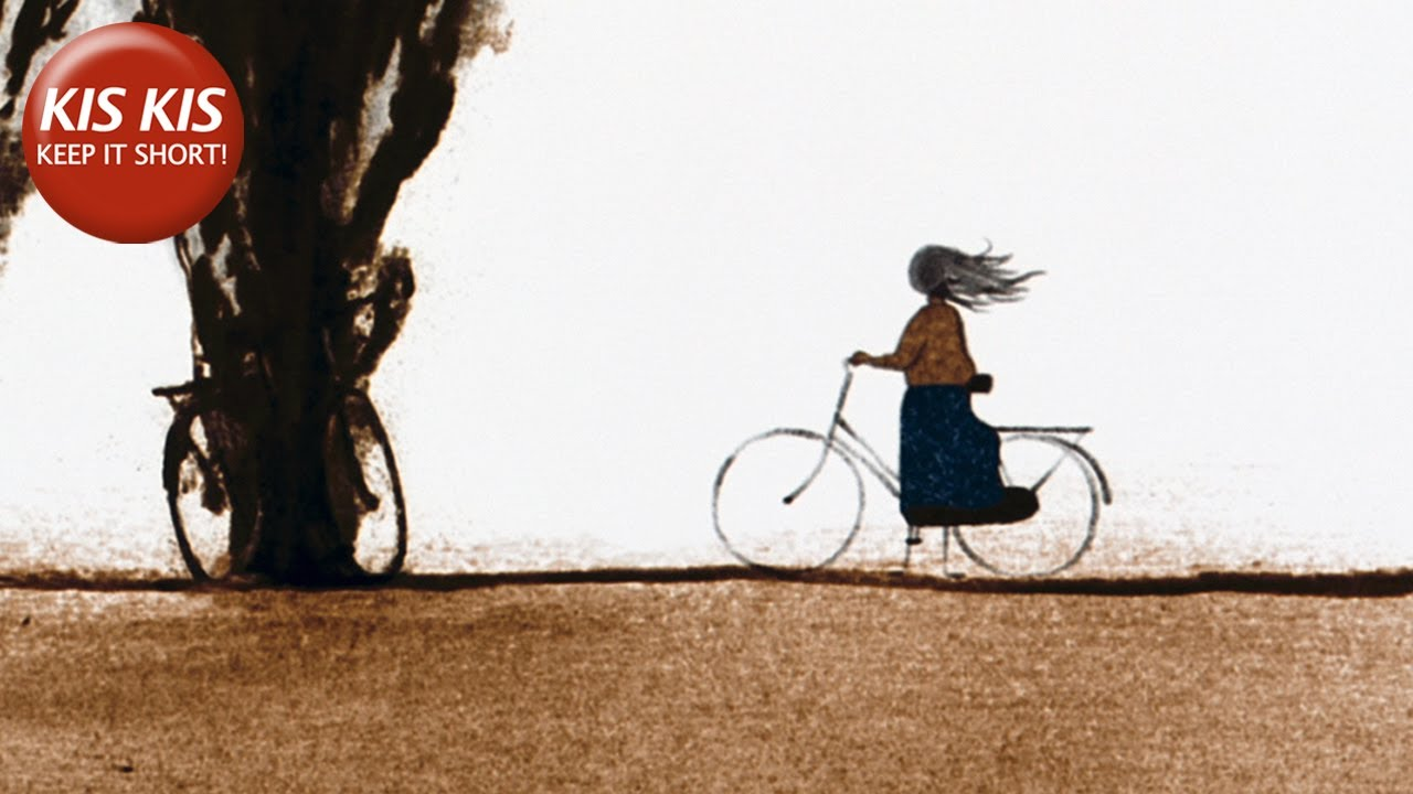Oscar Winner ~ Short film about love and passage of time | Father and Daughter - by M. Dudok de Wit