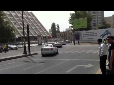 Баку велогонка