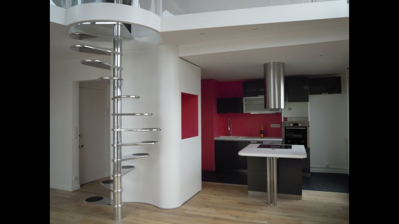 small duplex apartment with - photo #18