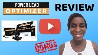 Power Lead Optimizer Review + Bonuses