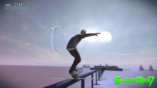 Tony Hawks Pro Skater 5 - Beach Party & Sky Halfpipe (Outside the Maps)